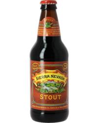 Bottled beer - Sierra Nevada Stout