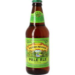 Bottiglie - Sierra Nevada Pale Ale
