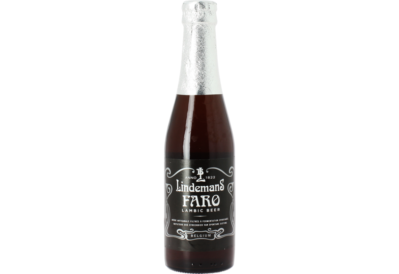 Bottled beer - Lindemans Faro