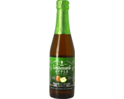 Flessen - Lindemans pomme