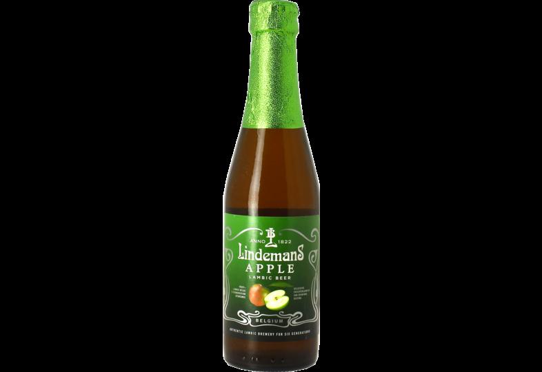 Bottled beer - Lindemans Apple
