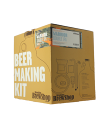 - Brooklyn Brew Kit Warrior Double IPA