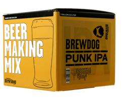 - Navulling brouwpakket Brooklyn brew kit Brewdog Punk IPA