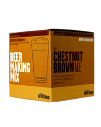 Beer Kit - Ricarica Brooklyn Brew Kit Chestnut Brown Ale