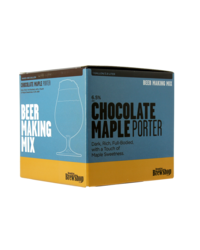 Accueil - Recharge Brooklyn Brew kit Chocolate Maple Porter