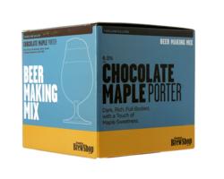 - Navulling brouwpakket Brooklyn Brew kit Chocolate Maple Porter