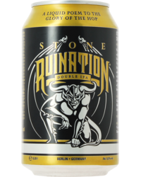 Botellas - Stone Ruination Double IPA