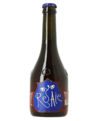 Bottled beer - Birra Del Borgo ReAle