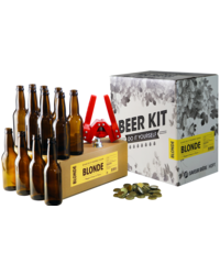 Beer Kit - Beer Kit complet blonde + recharge