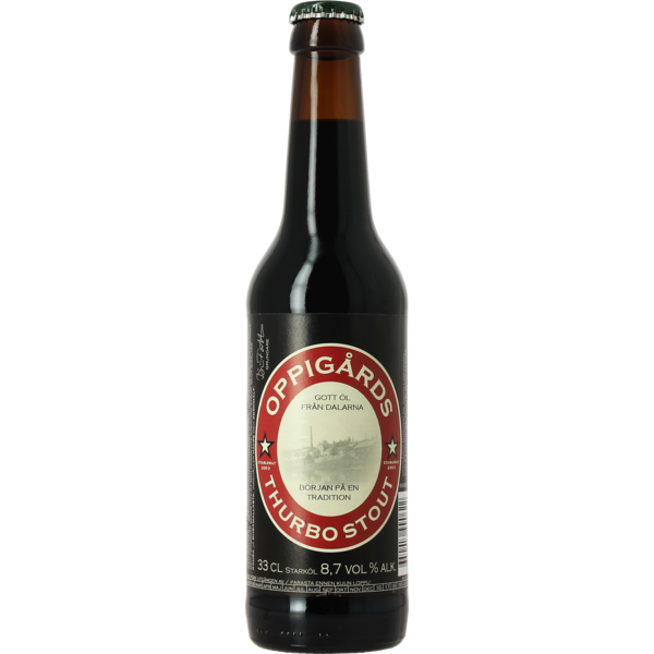 Oppigårds Thurbo Stout