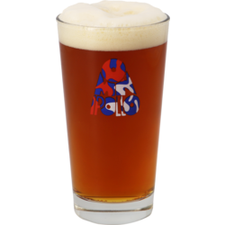 Beer glasses - Omnipollo 40cl beer tasting glass