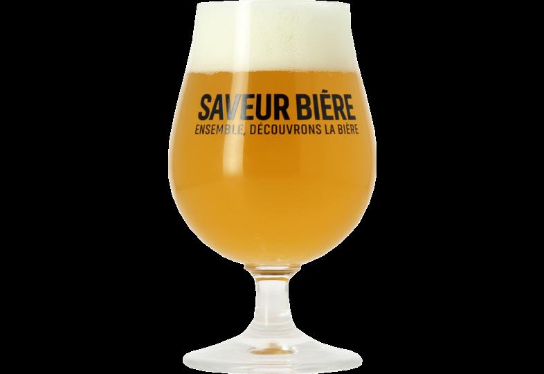 Beer glasses - Saveur Bière 25cl glass