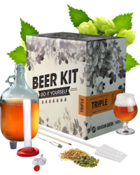 Kit pronti al brassage - Beer Kit, produco una tripel!