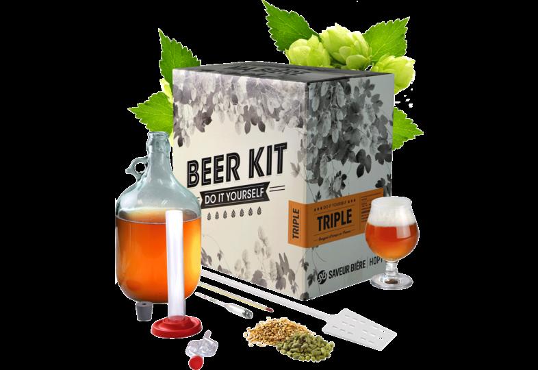 Beer Kit - Beer Kit, je brasse une triple