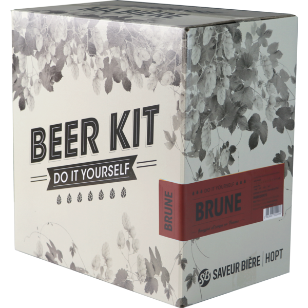 Brew It Yourself Brune d'abbaye-Complete All-Grain Brune d'abbaye Beer Kit