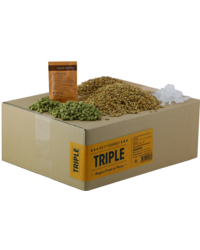 Kits de recetas 4L - Recarga para el kit de elaboración de cerveza Triple de abadía