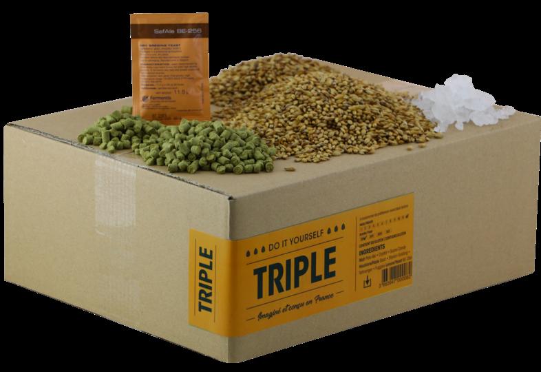 Kits de recettes 4L - Recette Beer Kit bière Triple