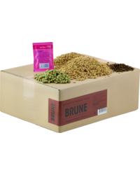 Kits de recetas 4L - Recarga para el kit de elaboración de cerveza tostada de abadía