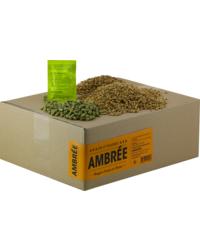 Kits de recettes 4L - Refill Kit for Ambrée d'Abbaye Beerkit