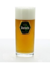Beer glasses - glass Diebels