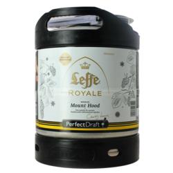 Fûts de bière - Fût 6L Leffe Royale Mount Hood