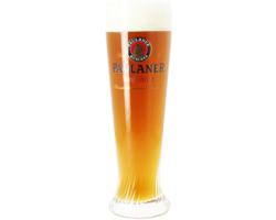 Beer glasses - Paulaner Weissbier Schönsee 50cl glass