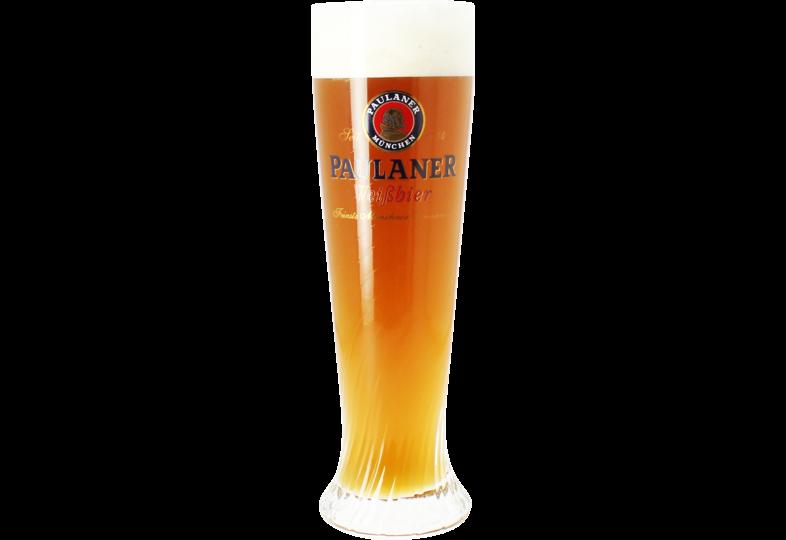 Verres à bière - Verre Paulaner Weissbier Schönsee - 50 cL