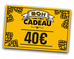 Gift cards - E-Card 40 Euro gift-certificate