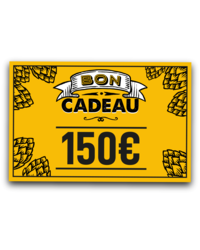 Chèque cadeaux - Tarjeta de regalo de 150 euros