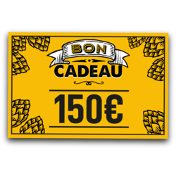 Cartes cadeaux - E-carte cadeau 150 euros