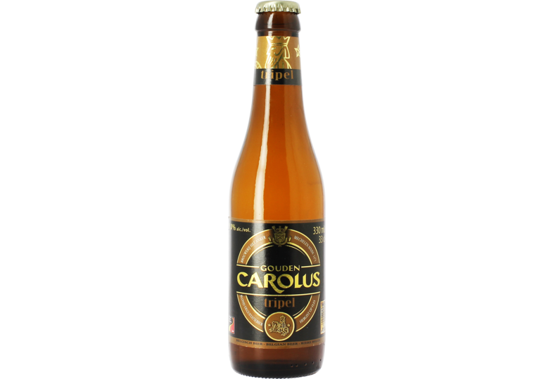 Bottled beer - Gouden Carolus Tripel