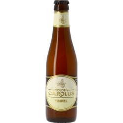 Bottled beer - Gouden Carolus Tripel
