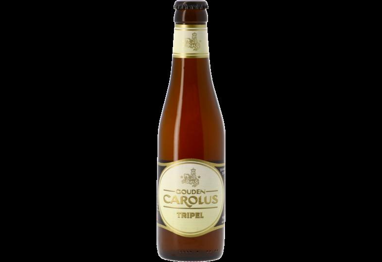 Bouteilles - Gouden Carolus Tripel