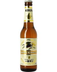 Flaschen Bier - Kirin Ichiban Beer