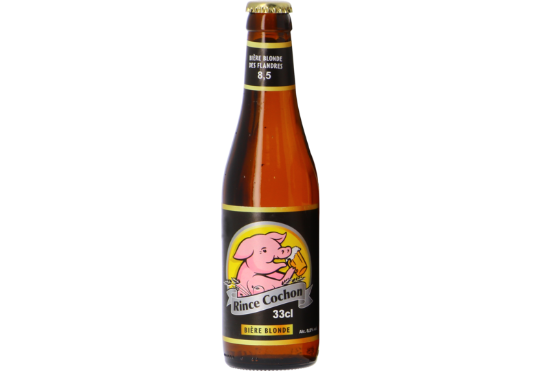 Bottled beer - Rince Cochon