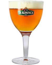 Beer glasses - De Koninck 25cl glass