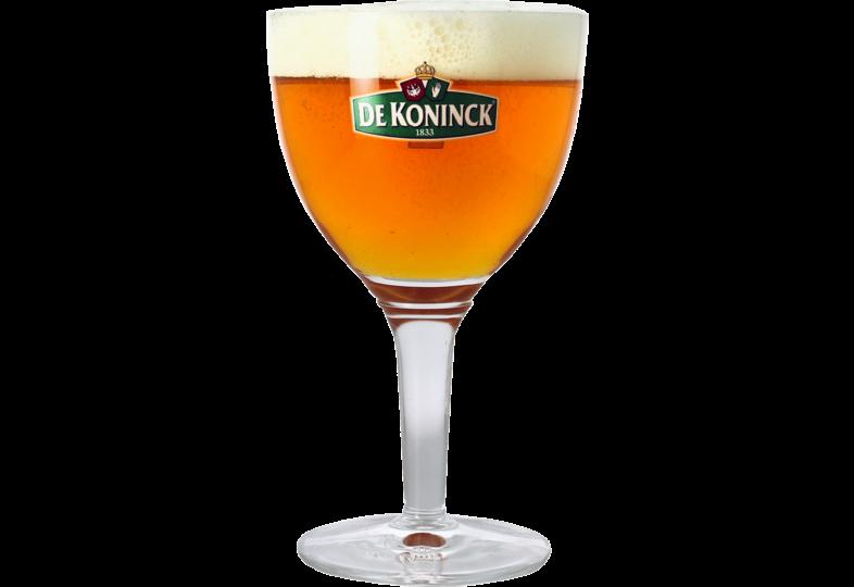 Beer glasses - De Koninck 25cl glass