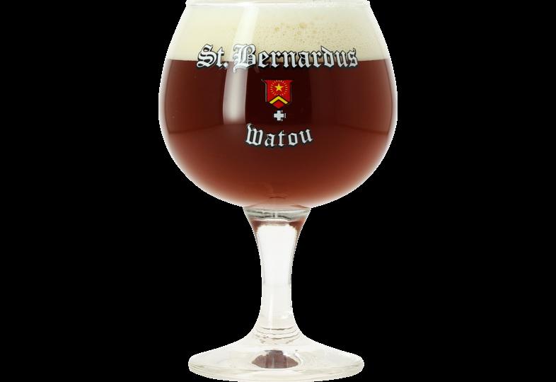 Verres à bière - Verre Saint Bernardus Watou - nouveau