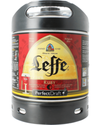 Fässer - Leffe Ruby PerfectDraft 6-liter Fass
