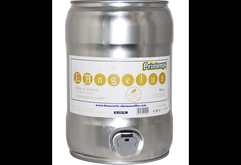Fûts de bière - Fût 5L L'Angelus de Printemps