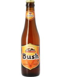 Bouteilles - Bush ambrée