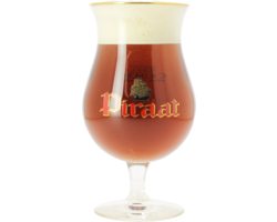 Verres à bière - Verre Piraat - 33 cl