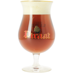 Biergläser - Glas Piraat
