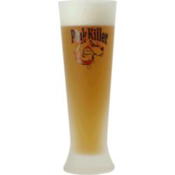 Bierglazen - Glas Pink Killer - 25 cl