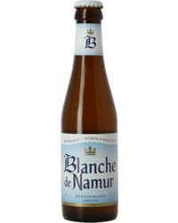 Bottled beer - Blanche de Namur