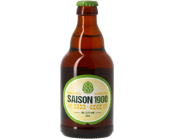 Flessen - Saison 1900