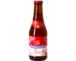 Bottled beer - Hoegaarden Rosée