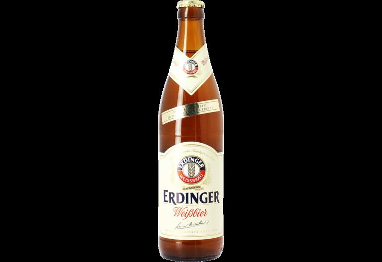 Bottled beer - Erdinger Weissbier