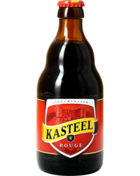Bottled beer - Kasteel rouge 8°