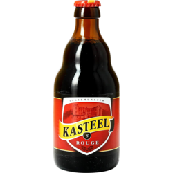 Flaskor - Kasteel rouge 8°
